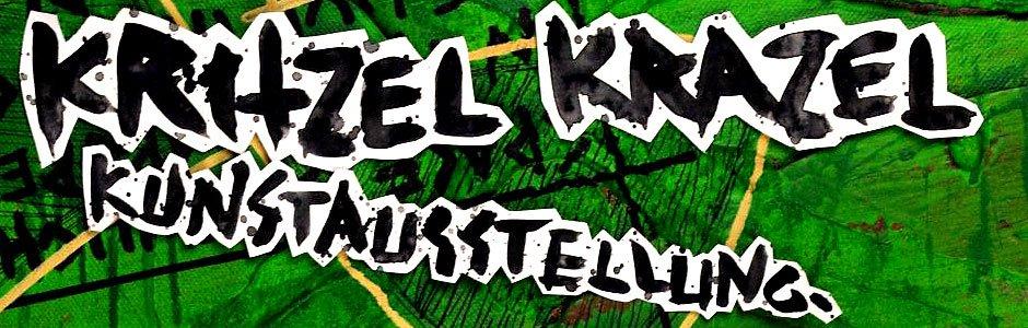 """Exhibition """"Kritzel Krazel"""" with Little Swastika in Konstanz"""