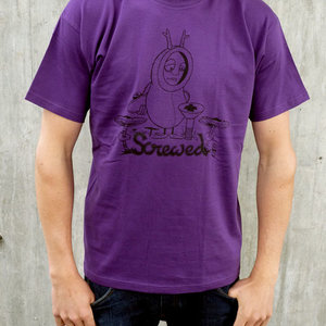 T-Shirt - Mushroom by Foni Aardao